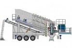 Portable Cone Crushing Plant-1
