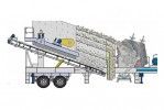 Portable Impact Crushing Plant-2